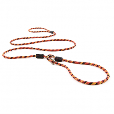 Luca Leash Lite Orange LOWRES