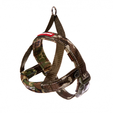 Quick Fit Harness Camo